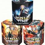 Ninjas (£13.00 Each)