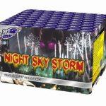 Night Sky Storm
